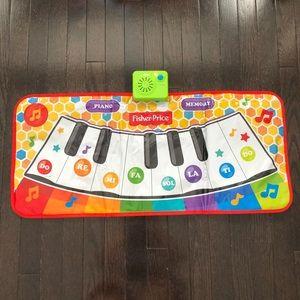 Fisher-Price Dancin' Tunes Musical Mat